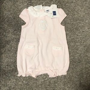 NWT Janie and Jack one piece 3-6 months